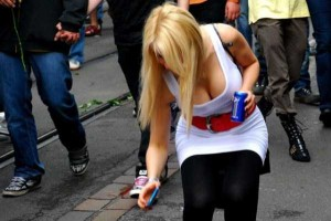 Hot Girls Spotted on the Streets (51 photos) 14