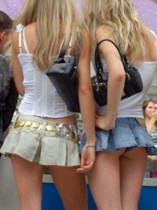 Hot Girls Spotted on the Streets (51 photos) 31