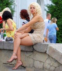 Hot Girls Spotted on the Streets (51 photos) 46