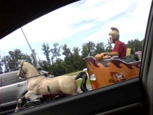 Surreal Things Seen While Driving (37 photos) 33