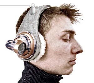 The Coolest Looking Headphones and Earbuds (40 photos) 2