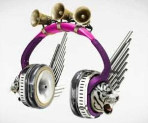 The Coolest Looking Headphones and Earbuds (40 photos) 21