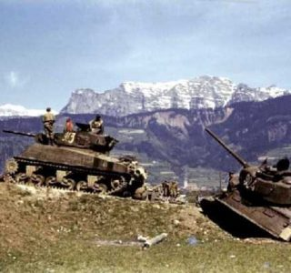 World War II Color Photographs (34 photos)