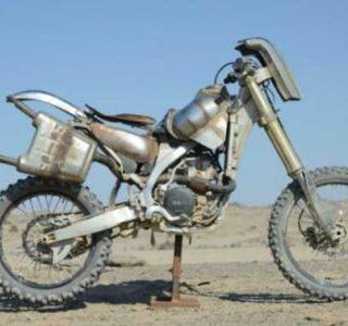 "Badass Motorcycles From ""Mad Max: Fury Road"" (15 photos)"