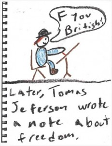 American History From a Kid's Point of View (7 photos) 3