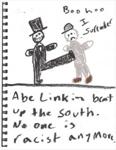 American History From a Kid's Point of View (7 photos) 4