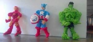 Unique And Creative Balloon Figures (27 photos) 5