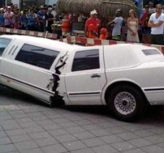 Bizarre Accidents That Are Hard To Explain (25 photos)