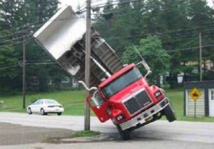 Insane Truck Accidents (37 photos) 2