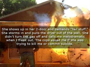 Seriously Crazy Breakup Moments (18 photos) 4
