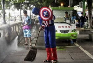 Interesting Photos of Everyday Life in China (59 photos) 56