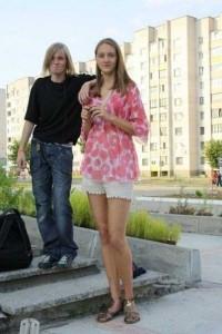 Very Very Tall Women (36 photos) 20