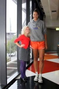 Very Very Tall Women (36 photos) 26