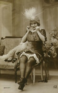 Erotic Postcards From The 1920s (25 photos) 24