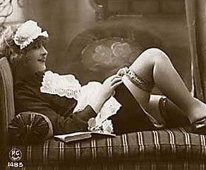 Erotic Postcards From The 1920s (25 photos) 12