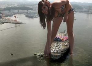 Oddly Funny Photoshopped Photos (39 photos) 5