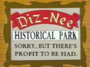 46 Hilarious Signs Spotted in The Simpsons (46 photos) 12
