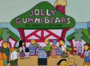 46 Hilarious Signs Spotted in The Simpsons (46 photos) 29
