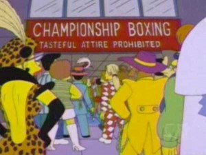 46 Hilarious Signs Spotted in The Simpsons (46 photos) 34