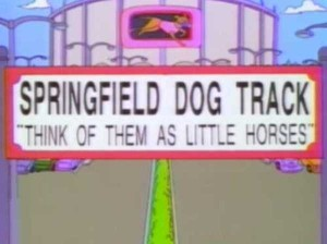46 Hilarious Signs Spotted in The Simpsons (46 photos) 35