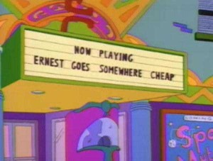 46 Hilarious Signs Spotted in The Simpsons (46 photos) 39