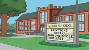 46 Hilarious Signs Spotted in The Simpsons (46 photos) 7
