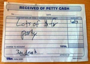 Unexpectedly Funny Things Spotted on Receipts (25 photos) 13