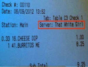 Unexpectedly Funny Things Spotted on Receipts (25 photos) 18