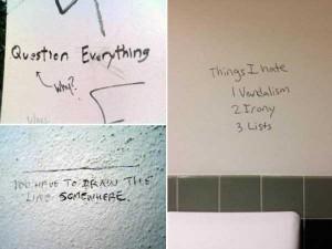 Funny Toilet Graffiti (18 photos) 11