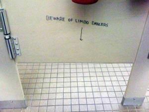 Funny Toilet Graffiti (18 photos) 18