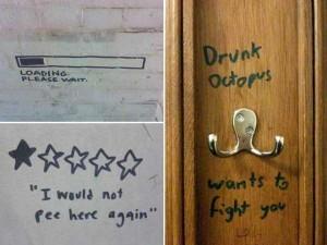 Funny Toilet Graffiti (18 photos) 9