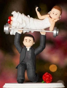 20 Awesomely Funny Wedding Cake Toppers (20 photos) 12