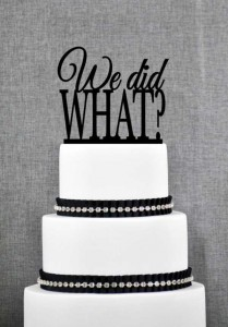 20 Awesomely Funny Wedding Cake Toppers (20 photos) 16