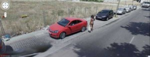 Prostitutes Caught On Google Street View (31 photos) 11