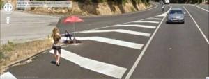 Prostitutes Caught On Google Street View (31 photos) 14