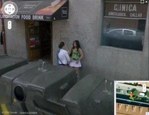 Prostitutes Caught On Google Street View (31 photos) 23