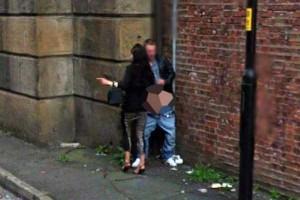 Prostitutes Caught On Google Street View (31 photos) 25