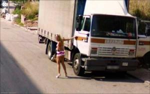 Prostitutes Caught On Google Street View (31 photos) 26