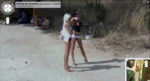 Prostitutes Caught On Google Street View (31 photos) 27
