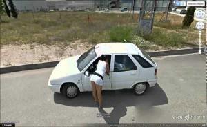 Prostitutes Caught On Google Street View (31 photos) 28