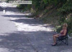 Prostitutes Caught On Google Street View (31 photos) 29