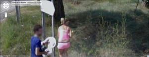 Prostitutes Caught On Google Street View (31 photos) 3