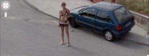 Prostitutes Caught On Google Street View (31 photos) 4