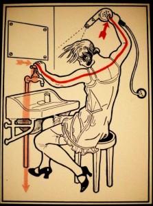 Bizarre Ways To Die By Electrocution (30 photos) 20