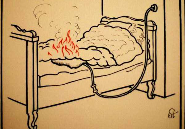 Bizarre Ways To Die By Electrocution (30 photos) 31