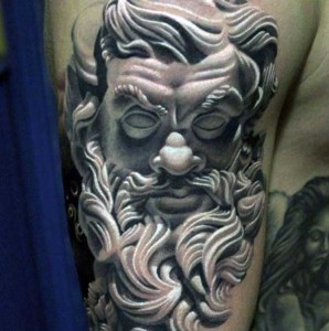 35 Frighteningly Realistic 3D Tattoos (35 photos) 1
