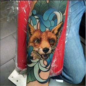 35 Frighteningly Realistic 3D Tattoos (35 photos) 23
