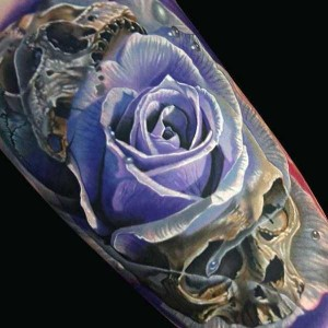 35 Frighteningly Realistic 3D Tattoos (35 photos) 29