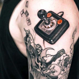 35 Frighteningly Realistic 3D Tattoos (35 photos) 30