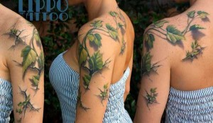 35 Frighteningly Realistic 3D Tattoos (35 photos) 32